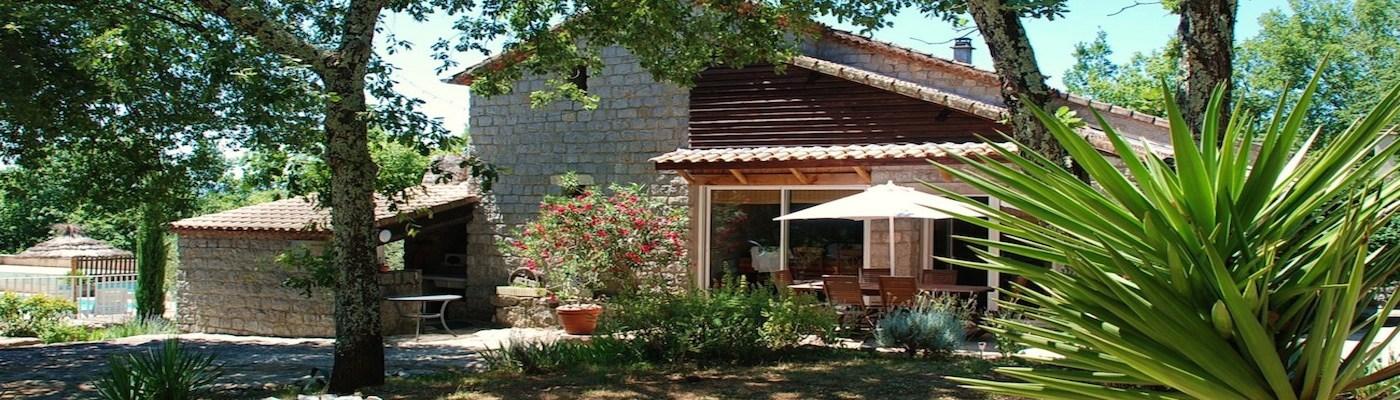 Maison d'hôtes en Ardèche du sud