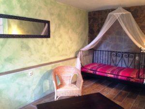 Chambres d'hôtes dans les gorges de l'Ardèche
